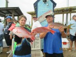 July 30th~ 28 Hour *special Red Snapper permit trip